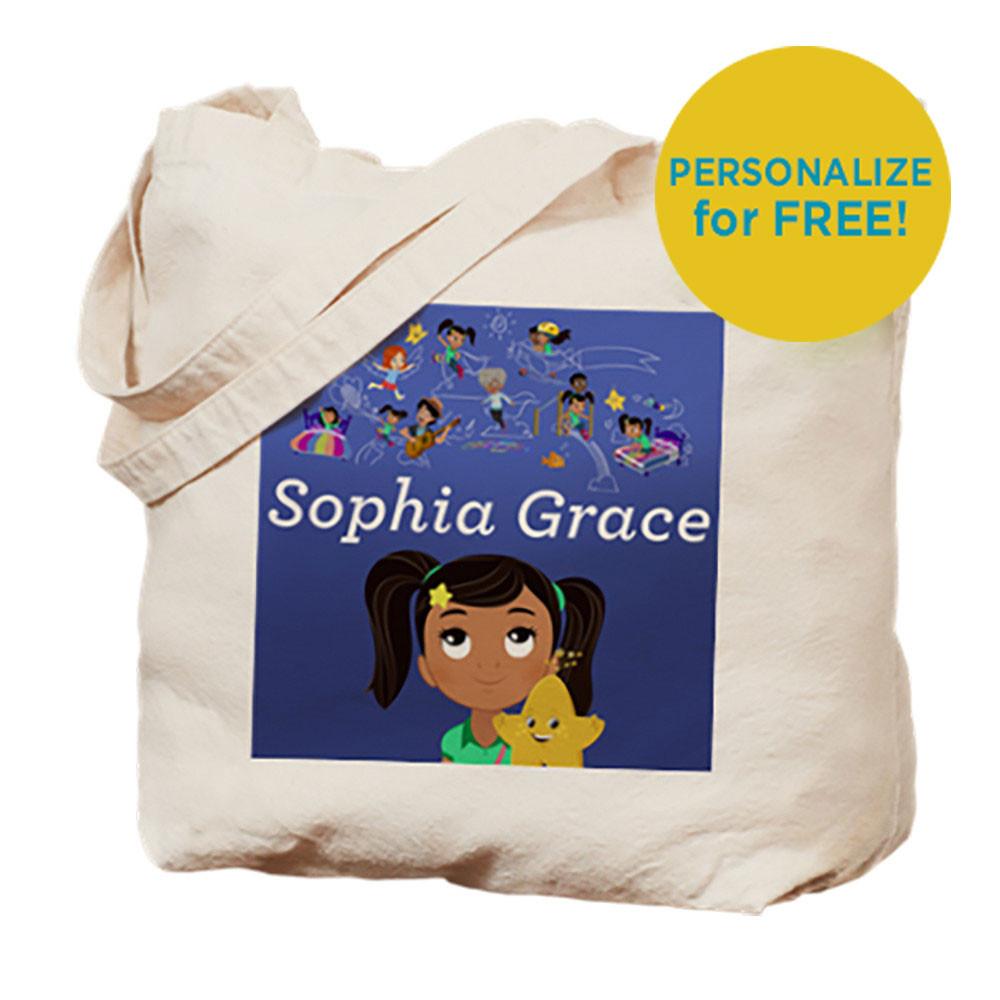 Ninas World Personalized Tote Bag