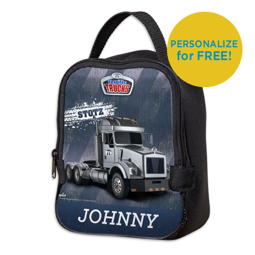 Stotz Personalized Neoprene Lunch Bag