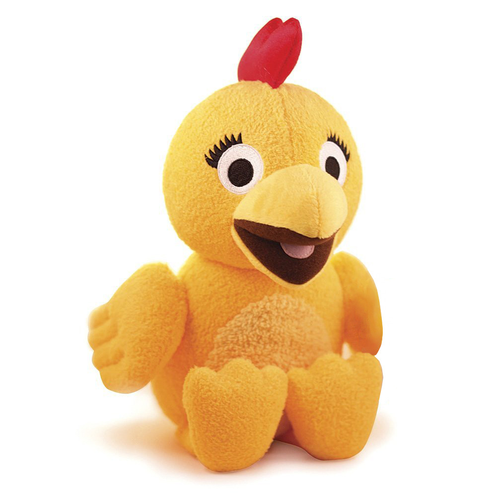 Chica Plush - 12 Inches