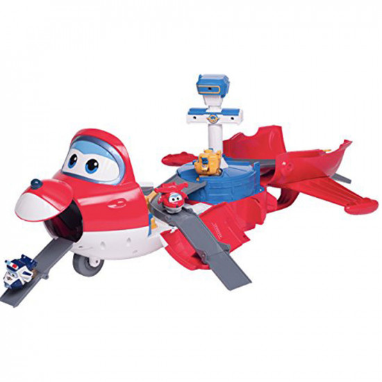 Super Wings Jett' s Take-off Tower Playset