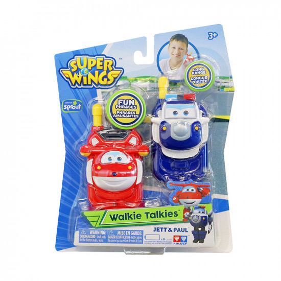 Super Wings Walkie Talkies Set