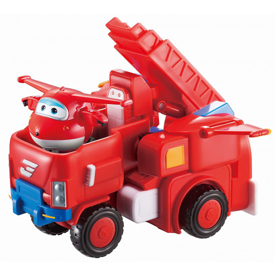 Super Wings Transforming Vehicles, Jett