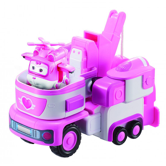 Super Wings Transforming Vehicles, Dizzy