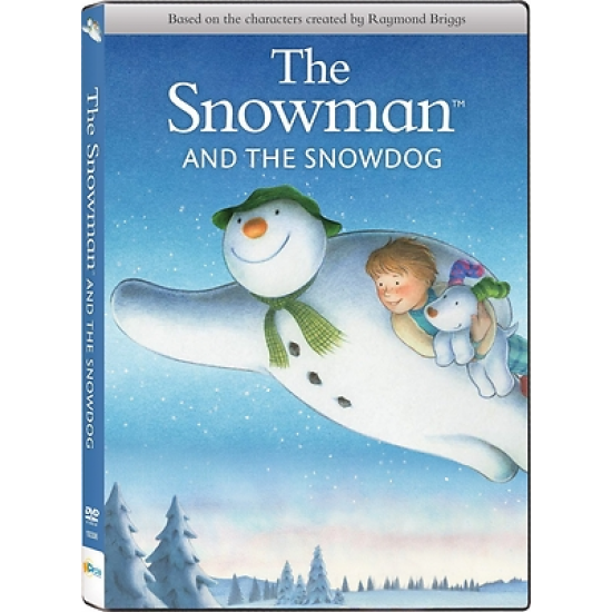 The Snowman And The Snowdog DVD