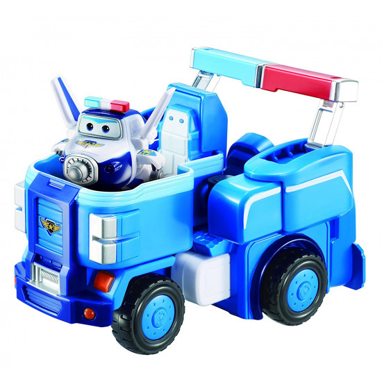 Super Wings Transforming Vehicles, Paul