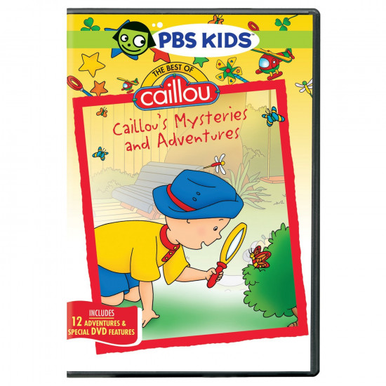 Caillou: Caillou's Mysteries & Adventures