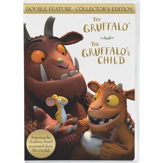 Gruffalo and Gruffalo's Child Double Feature DVD
