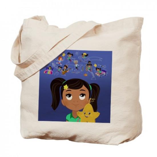 Nina's World Tote Bag