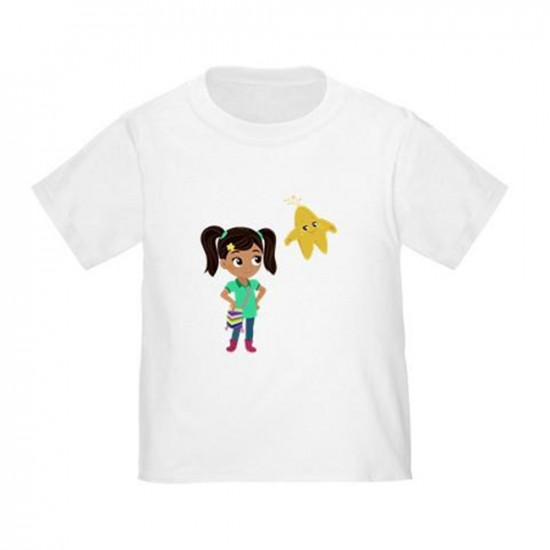 Nina And Star Toddler T-Shirt