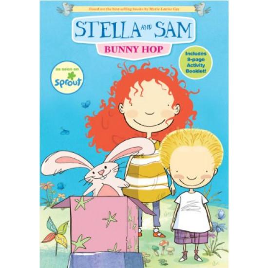 Stella and Sam: Bunny Hop DVD
