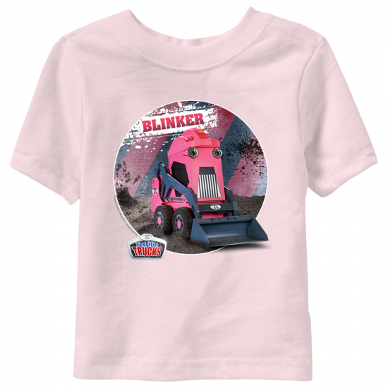 Blinker Terrific Trucks Toddler T-Shirt