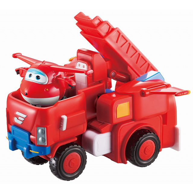 Super Wings Transforming Vehicles, Jett