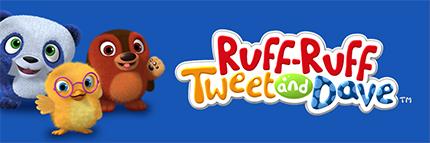 Ruff Ruff Tweet And Dave Banner