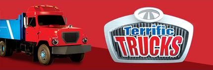 Terrific Trucks Banner