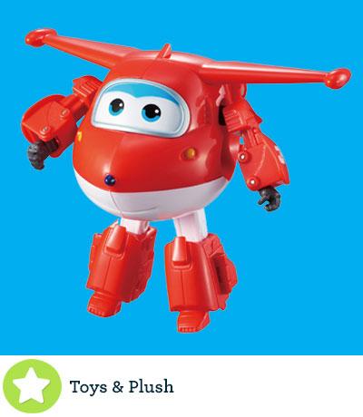 Toys & Plush
