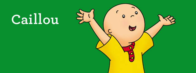 Caillou Gifts
