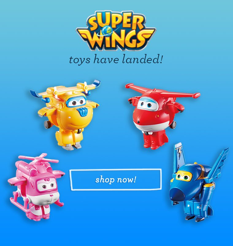 Super Wings Gifts
